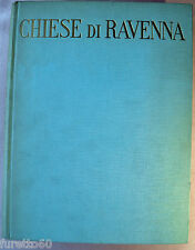Chiese di Ravenna ediz. De Agostini 1957
