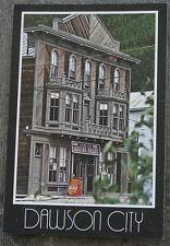 Dawson City Vintage Postcard, VERY GOOD CONDITION