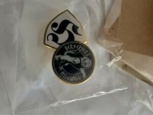 Millwall Berserkers Hooligan pin badge