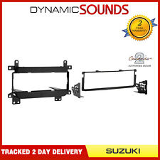 CT24SZ08 Car CD Black Fascia Surround Panel For Suzuki Grand Vitara, XL-7