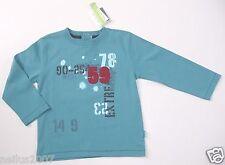 BNWT chicos Pumpkin Patch azul algodón manga larga T-Shirt Top Edad 2