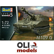 1/72 US M109 G Self-Propelled Howitzer PALADIN German Army variant  Revell 03305
