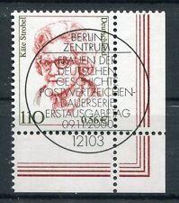 Bund/BRD 2150  Ecke 4 (110) -Frauen der deutschen Geschichte- ESST Berlin 2000
