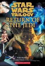 Star Wars Return of the Jedi by Ryder Windham and Inc. Staff Scholastic 2004 NEW