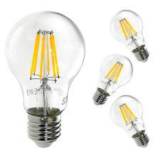 4er E27 4W LED Lampen Filament Light Leuchtmittel Glühbirne 400 Lumen warmweiss
