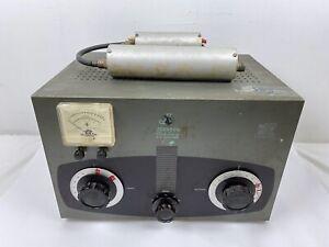 VTG Johnson Viking Kilowatt Match Box w/ Low Pass Filter + Coupler SOLD AS IS
