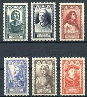 STAMP / TIMBRE FRANCE NEUF SERIE N° 765/770 ** CELEBRITE