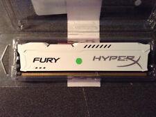 HyperX FURY 4GB (1x4GB) 240-Pin  SDRAM DDR3 1600 Mhz PC3-12800 HX316C10FW/4