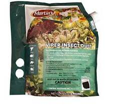 Viper Home Garden Insect Dust 4 Pounds Vegetables Flowers Garden