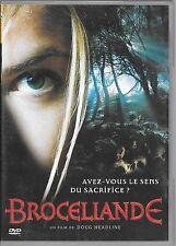 DVD ZONE 2--BROCELIANDE--KIKOINE/MALKI/HEADLINE