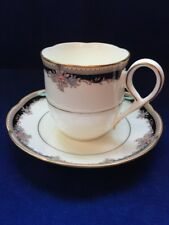 Noritake Bone China Palais Royal 9773 Cup and Saucer Set