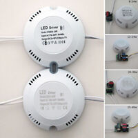 8W-40W LED Driver Power Supply Adapter for Led Lamp Panel Ceiling Light
