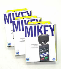 # 1009  Blue Mikey Professional Microphone for most iPod models