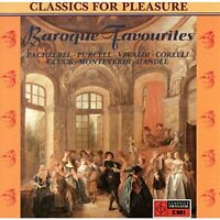 Various Artists - Baroque Favourites (CD) (1989)