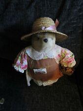 Rare - Gabrielle Design  1987 Vintage - Paddington bear - Ma Johnson Gardening