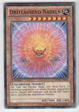 YU-GI-OH Dreitausend Nadeln Comon REDU-DE039