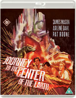 Journey to the Center of the Earth Blu-Ray (2017) James Mason, Levin (DIR) cert