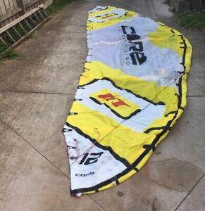 CORE Kiteboarding GT12 Kite Board Kitesurf Kiteboard GT 12