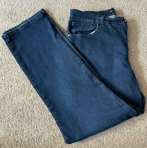 Ladies Lee Cooper Jeans - Classic Fit. Size 16 x 31. Blue. FREE P+P