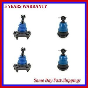 4Pcs Suspension Ball Joint For 1971 Pontiac GTO Base