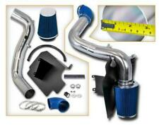 Heat Shield Cold Air Intake+Blue Filter for 98-03 Chevy S-10 / Gmc Sonoma 2.2L