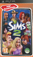 Essentials Le Sims 2 sony Psp Electronic Arts