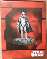 """Disney Store Star Wars Captain Phasma 10"""" Figurine Limited Edition(Authentic)"""