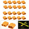 10Pairs XT-60 XT60 Male Female Gold Plated Bullet Connectors RC Lipo Power Plugs