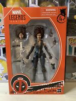***In stock*** X-Men Movie Marvel Legends Series 6-Inch Domino