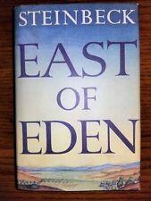 John Steinbeck East of Eden 1st Edition (1952) + DJ MINT CONDITION