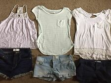 Lot Of Girls Summer Clothes Young women's  Abercrombie kids Size 14