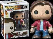 Funko Supernatural - Sam Blood Splatter Pop! Vinyl Figure