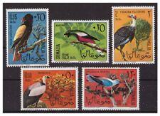 SOMALIA  1966 - UCCELLI   SERIE NUOVA  **