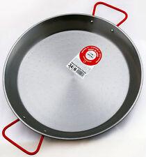 Garcima 34cm Carbon Steel Paella Pan : Serve 4-6 : Made in Spain
