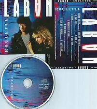 LABAN-ROULETTE-REMASTERED IN 2002-GERMANY-SONOPRESS ETCD 11006-CD-NEW-
