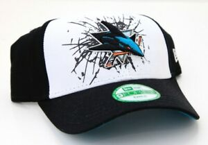 New Era 9forty NHL San Jose Sharks Cap Hat - Child Adjustable NWT