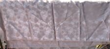 vintage Haute Couture pure silk fabric Italy 2 1/2 yards Tessitura Milan tan