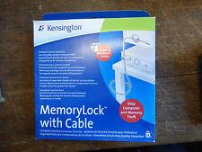 memoryLock with cable - Kensington - système de sécurité pour ordinateur