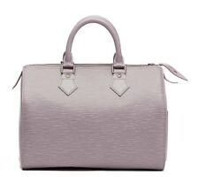 LOUIS VUITTON LILAC EPI LEATHER SPEEDY 25  HB1380