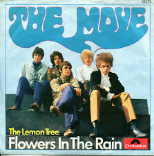 "The Move - 7"" Flowers In The Rain / The Lemon Tree (D, Polydor, 1967)"