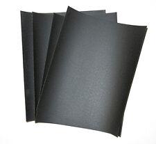 "FINE Sandpaper Wet-Dry 35 pc. 5.5""x9"" COMBO 400/600/800/1000/1200/1500/2000 Grit"