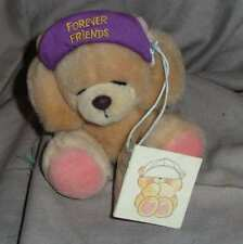 SMALL ANDREW BROWNSWORD FOREVER FRIENDS  WITH LOVE TEDDY, WITH TAG (#B-51)