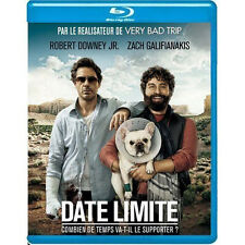 3038 // DATE LIMITE  BLU RAY NEUF SOUS BLISTER