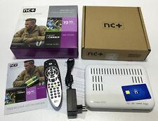 Telewizja na karte nc+ cyfra plus cyfrowy polsat canal+ dekoder ITI 2850 pvr usb