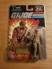 New listing Gi Joe Cobra Exclusive 25th Anniversary Medic Doc Action Figure Mail In Moc