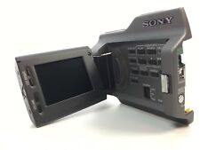 Sony DSR-PD150 PD150 Part Side Cabinet With LCD Works Used