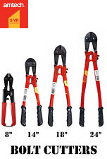 """Heavy Duty Carbon Steel Bolt 8 14 18 24"""" Croppers Wire Cable Chain Lock Cutters"""