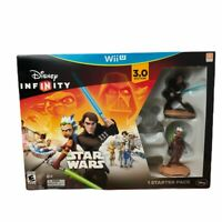 Disney Interactive Infinity 3.0 Edition Starter Pack - Nintendo Wii U NEW