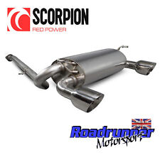 "Scorpion 350Z Exhaust System Stainless Y-Piece Back Z33 03-10 Daytona 4"" SNS015"