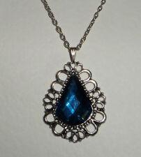 Pear Acrylic Costume Necklaces & Pendants